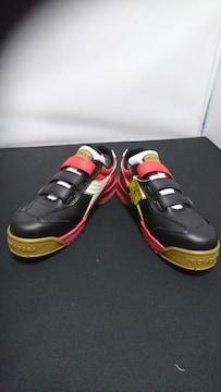 新品:DIADORA:安全靴ROBIN/RB-213/25.5�p