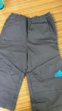 adidas中古ハーフパンツ  サイズ130 送料無料