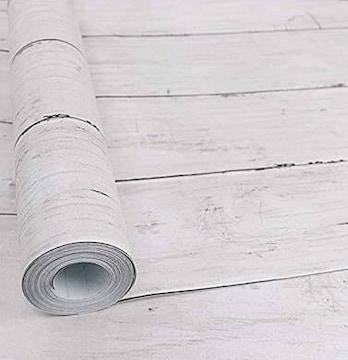 10m×45cm 白 楓 木目 [Isdy] 壁紙 シール リメイク シート リフ