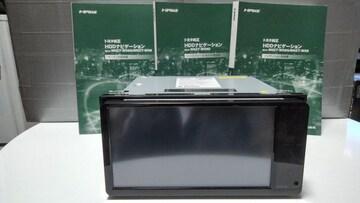 トヨタ純正用品HDDナビゲーションシステム  NHZT-W58G