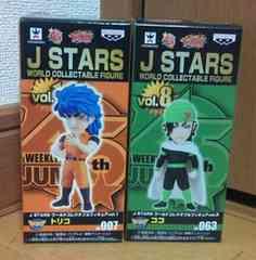 J STARS ワールドコレクタブルフィギュア vol.1&8 トリコ&ココ