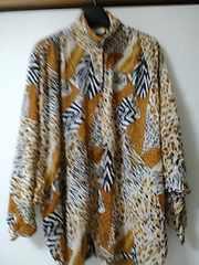 新品大きいサイズL インド綿 羽織物 トップス
