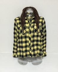 LOWRYS FARM★チェックシャツ M