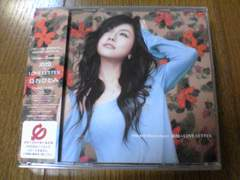 島谷ひとみCD+DVD 追憶+LOVE LETTER 初回盤