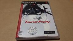 PS2☆ツーリスト トロフィー☆リアルバイクゲーム。SONY。
