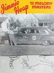 Jimmie Heap & The Melody Masters(ヒルビリー/ウエスタンスウィング)ベアファミリ-