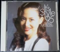 松田聖子 It's Style 95 【中古】