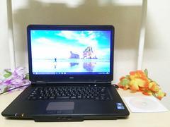 【最新Win10】Core i3-370M/3GB/80GB/Sマルチ/office2010