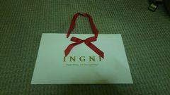 INGNI*新品*限定ショッパー
