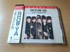 SHOW-YA CD「ニュー・ベスト・ナウ」寺田恵子●