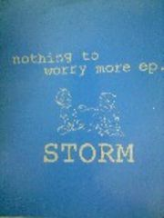 nothing to worry more ep.STORMEPレコード