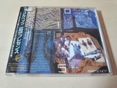 コルベッツCD「1025プレゼンス」 CORVETTS廃盤●