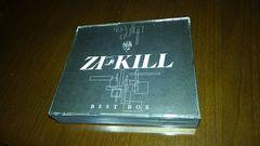 Zi:killジキル/BEST BOXベスト二枚組/廃盤/CRAZE bordeaux