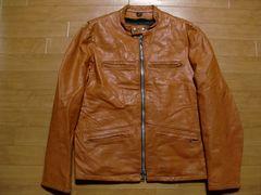 ヴィンテージ DOROSPO ライダースジャケット CLIX M