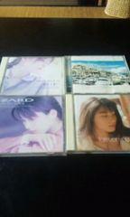 ZARD CD 4枚まとめ売り