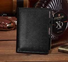 送料無料:多機能  二つ折財布 カード7枚 札入 大型小銭入8A