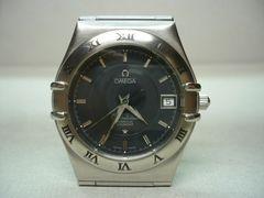 オメガ 美品 コンステレーションパーペチュアルカレンダー時計