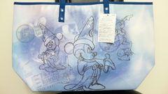 完売 ディズニーシー TDS 15周年 ファンタジア ミッキー 魔法使い トート バッグ
