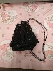 GILFY☆スタッズ巾着bag