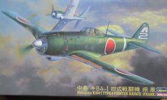 1/48 ハセガワ 日本陸軍中島 キ84-�T 四式戦闘機 疾風