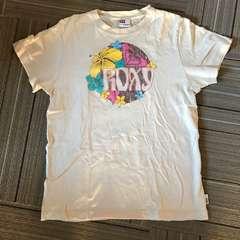 ROXY Tシャツ ベージュ Lサイズ