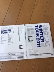 CNBLUE  WINTER TOUR 2011(ローソン限定盤)