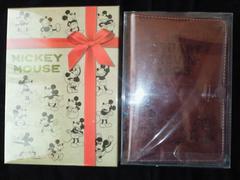 手帳ミッキーマウスとMEET STUART KEVIN&BOB 2種一括新品・未開封・非売