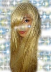 ★ユリア★金髪ロング♪さよならウィッグ♪難あり★