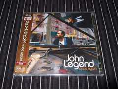 JOHN LEGEND『ONCE AGAIN』国内盤/美品(KANYE WEST,WILL.I.AM)