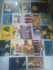 THE ALFEE アルフィー BEAT BOYS ポストカード 22枚セット