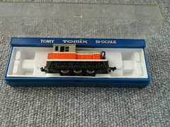 TOMIX「2202 Cタイプ入換用ディーゼル機関車」