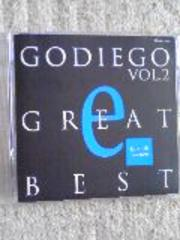 ゴダイゴGODIEGO  Great Best Vol.2 英語version