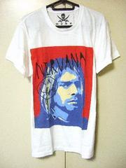 ◇ロックTシャツ◇カート・コバーン◇NIRVANA◇新品◇