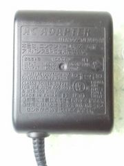 任天堂正規品 初代DS用充電器 ACアダプター 中古 GBASP可 NTR-002
