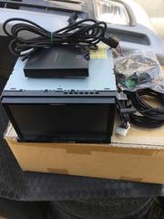 ZH90002013年地図DVD再生4chフルセグ内蔵フィルムアンテナ付即決