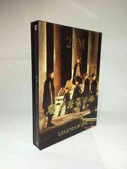 2PM LEGEND OF 2PM(初回盤A) DVD付 CD 韓流