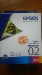 新品。EPSON。カラーインクカートリッジ。訳あり