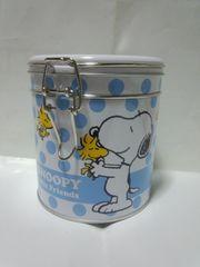 ★SNOOPY ホワイトデーのギフト缶(缶のみ)