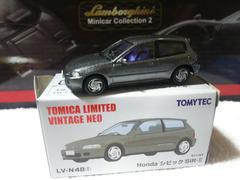 TLV ホンダ スポーツシビック SiR2 EG6型 グレー