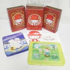 Hello kitty-ハローキティ×赤い帽子北海道郵便局限定レターセット 2004年