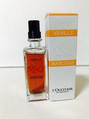 ロクシタン バニラ&ナルシス 75ml EDT ヴァニラ 香水