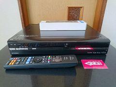 三菱 ハイビジョンHDD/DVDレコーダー【DVR-DS8000】◆CMカット◇新品リモコン