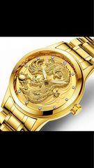 メンズのかっこいいアナログ腕時計   【新品】
