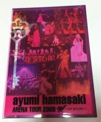 ★★浜崎あゆみ『ARENA TOUR 2005 A〜MY STORY〜』★★