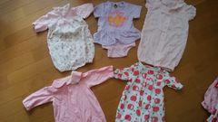 新生児用ベビー服◆サイズ50-60