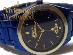 極レア 1スタ★ヴィヴィアン・ウエストウッド 美しいメンズ腕時計