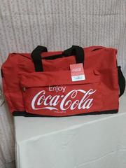 コカ・コーラボストンバッグ ver.3 赤