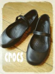 crocs ベルトサンダル w/4