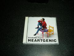 CD「藤井宏一/HEARTGENIC」ハートジェニック 92年盤