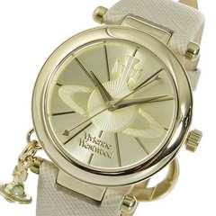 ヴィヴィアン ウエストウッド  レディース 腕時計 VV006GDCM